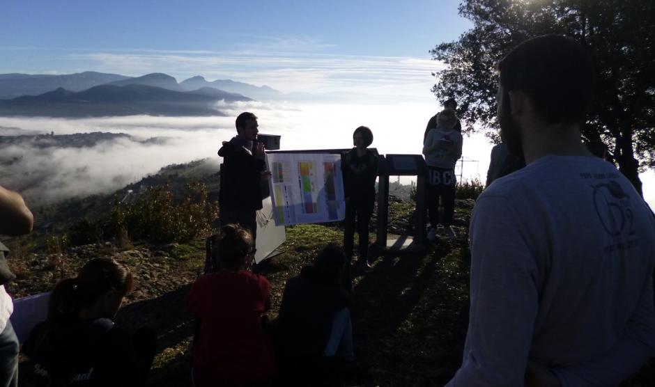 Geoturisme a la Fira de Primavera'15 de Tremp