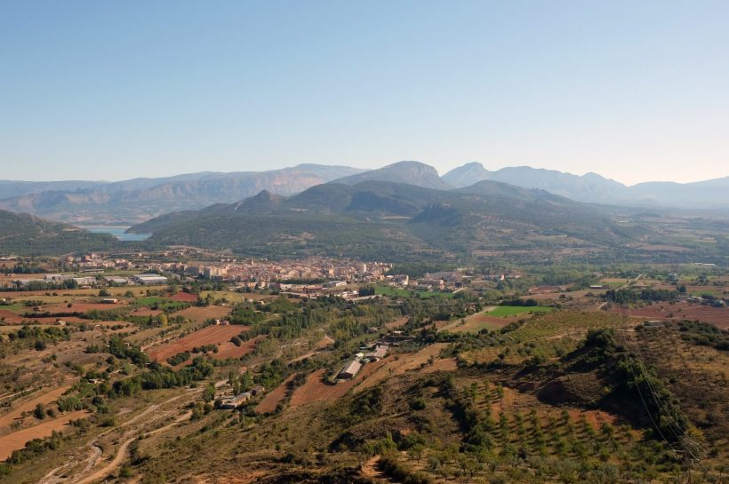 Tremp, ciutat geològica