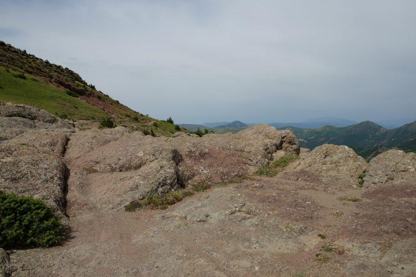 El coll de l'Oli: volcans a la Vall Fosca
